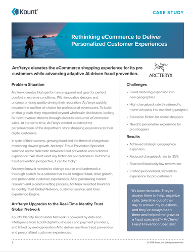 Rethinking eCommerce to Deliver Personalized Customer Experiences
