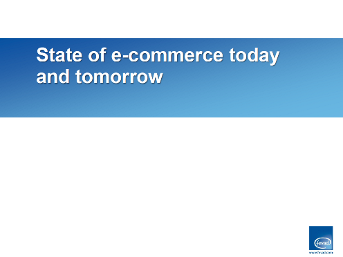 FEVAD: State of eCommerce Today and Tomorrow