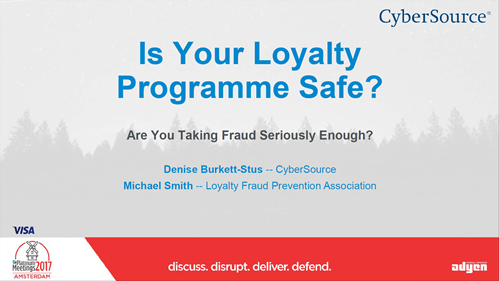 Is Your Loyalty Programme Safe?