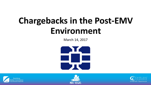 Chargebacks in the Post-EMV Environment