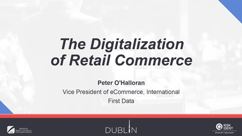 The Digitalization of Retail Commerce