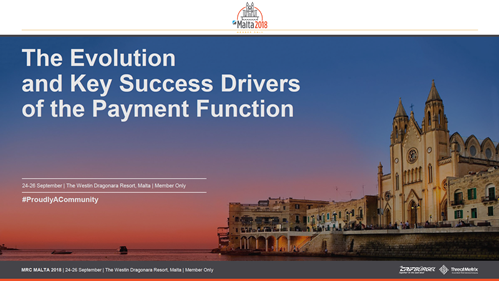 The Evolution and Key Success Drivers of the Payment Function