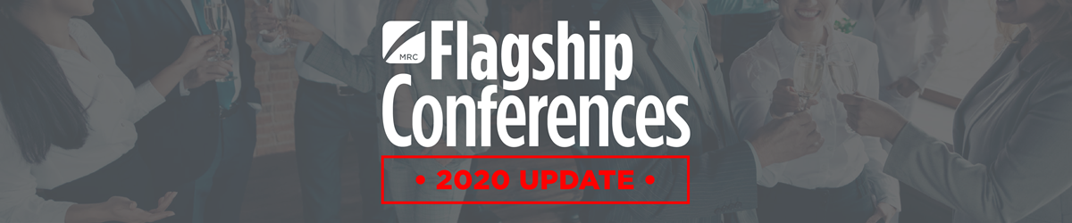 MRC Flagship Conferences 2020 Update