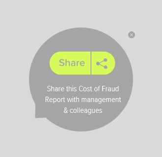 Cost of Fraud Calculator report sharing