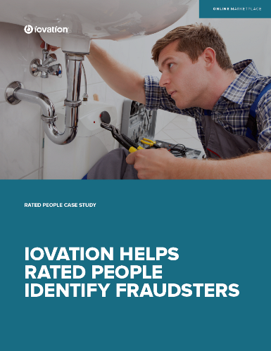 iovation Helps Rated People Identify Fraudsters