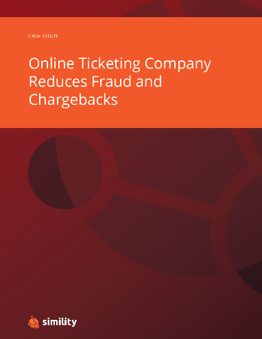 Online Ticketing Company Reduces Fraud and Chargebacks