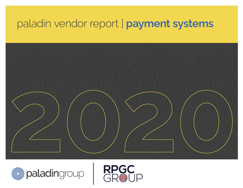 Paladin Group Vendor Report | Payment Systems 2020