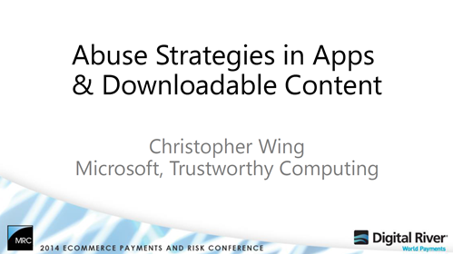 Abuse Strategies in Apps and Downloadable Content
