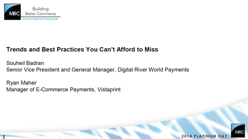 Payment Trends and Best Practices You Can't Afford to Miss
