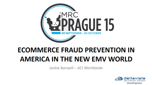 eCommerce Fraud Prevention in America in the New EMV World - Prague