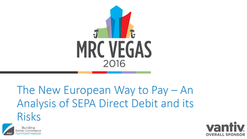 The New European Way to Pay -- An Analysis of SEPA Direct Debit and its Risks