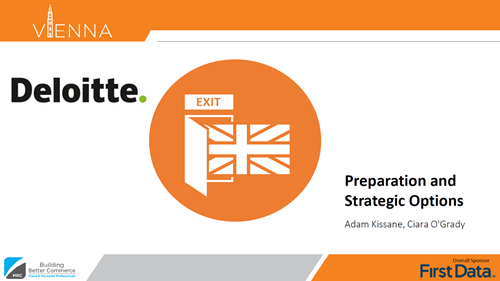 Brexit Preparation and Strategic Options