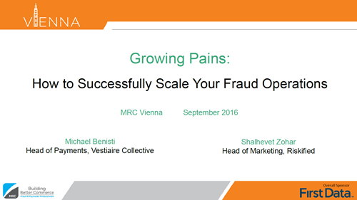Growing Pains: How to Successfully Scale Your Fraud Operations