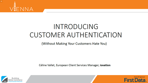Introducing Customer Authentication (Without Making Customers Hate You)