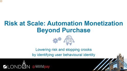 Risk at Scale: Automation Monetization Beyond Purchase