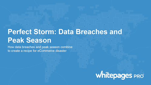 Perfect Storm: Data Breaches and Peak Season
