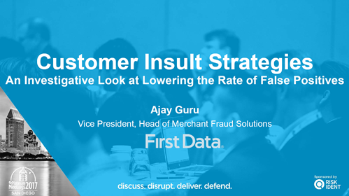 Customer Insult Strategies -- An Investigative Look at Lowering the Rate of False Positives