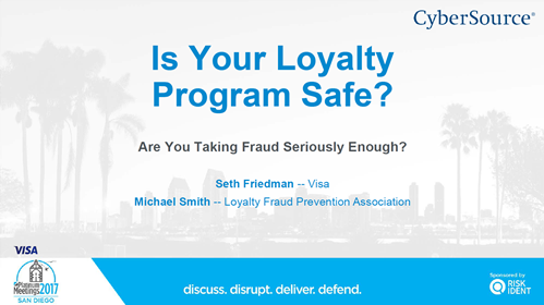 Is Your Loyalty Program Safe?