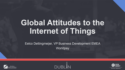Global Attitudes to the Internet of Things