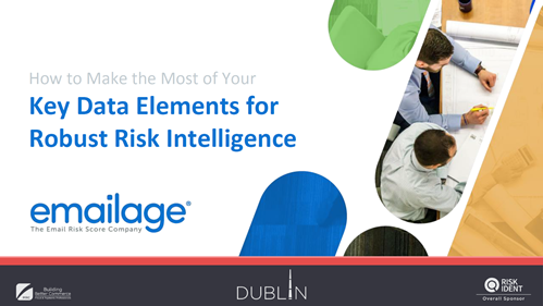 How to Make the Most of Your Key Data Elements for Robust Risk Intelligence