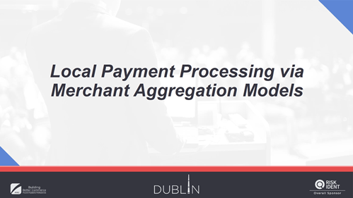 Local Payment Processing via Merchant Aggregation Models