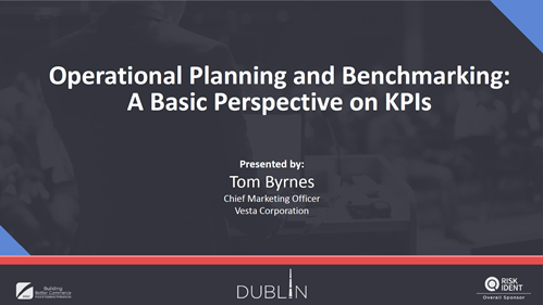 Operational Planning and Benchmarking: A Basic Perspective on KPIs