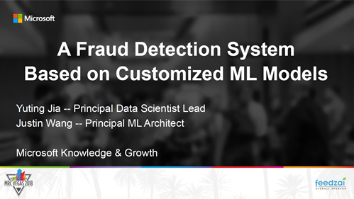 A Fraud Detection System Based on Customized ML Models