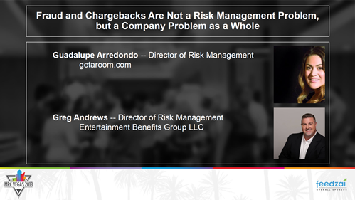 Fraud and Chargebacks Are Not a Risk Management Problem, but a Company Problem as a Whole