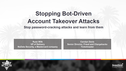 Stopping Bot-Driven Account Takeover Attacks