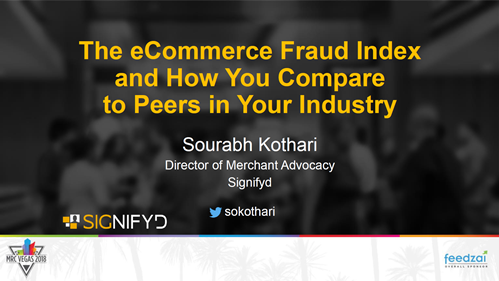 The eCommerce Fraud Index and How You Compare to Peers in Your Industry
