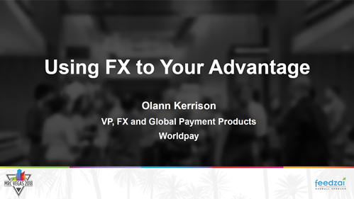 Using FX to Your Advantage