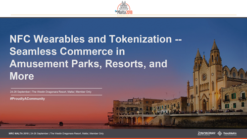 NFC Wearables and Tokenization -- Seamless Commerce in Amusement Parks, Resorts, and More