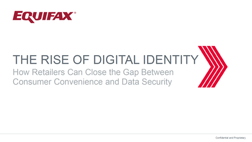 The Rise of Digital Identity: How Retailers Can Close the Gap Between Consumer Convenience and Data Security