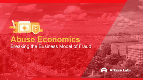 Abuse Economics: Breaking the Business Model of Fraud