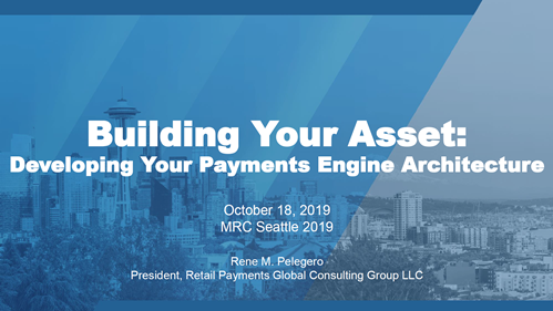 Building Your Asset: Developing Your Payments Engine Architecture