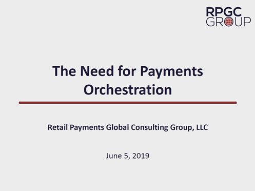 The Need for Payments Orchestration