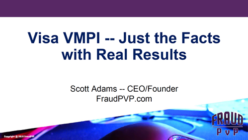 VMPI -- Just the Facts with Real Results