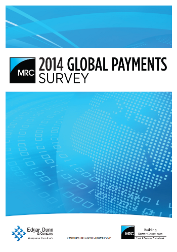 MRC 2014 Global Payments Survey