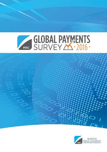 2016 MRC Global Payments Survey