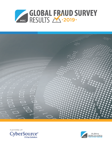 2019 MRC Global Fraud Survey Results