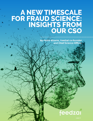 A New Timescale for Fraud Science