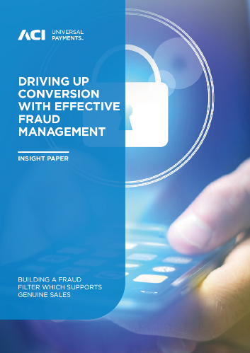 Driving Up Conversion with Effective Fraud Management