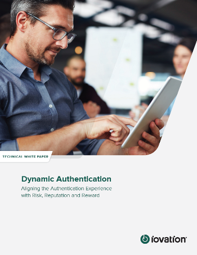 Dynamic Authentication: Aligning the Authentication Experience with Risk, Reputation, and Reward