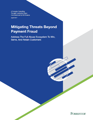 Mitigating Threats Beyond Payment Fraud
