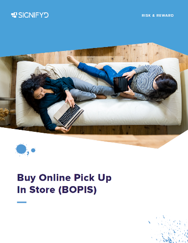 Buy Online Pick Up In Store (BOPIS)
