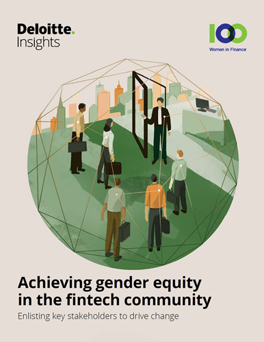 Achieving Gender Equity in the Fintech Community