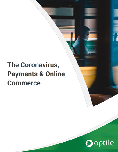 The Coronavirus, Payments, and Online Commerce
